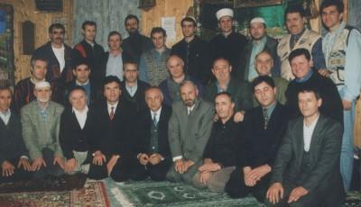 Islamisch-albanisches Kulturzentrum in Kassel: ein Artikel aus dem Jahre 2002